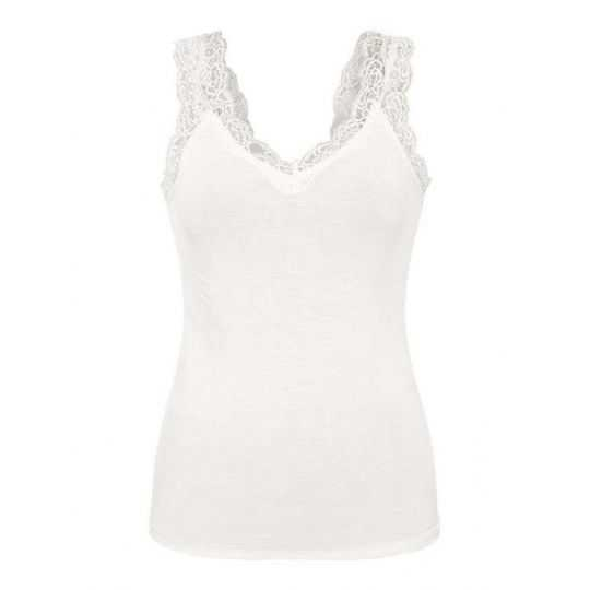 PIECES BARBERA LACE TOP