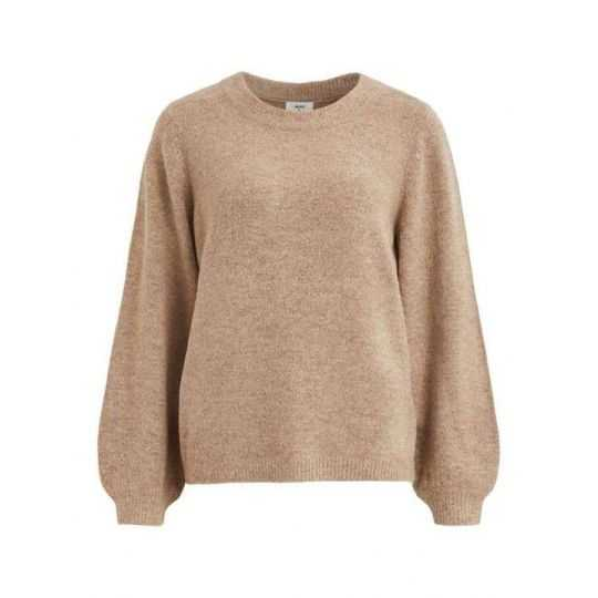 OBJECT EVE NONSIA LS KNIT PULLOVER